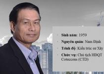 Ông Nguyễn Bá Dương rời chế Chủ tịch HĐQT Coteccons