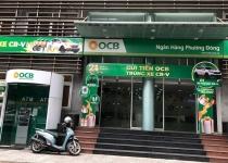 OCB báo lãi giảm mạnh trong quý 3