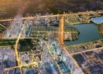 Ngày 26/12: Khai trương nhà mẫu phân khu Ruby – Vinhomes Ocean Park Hà Nội