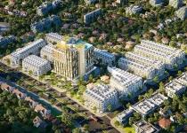 Bình Phước khởi công tổ hợp thương mại, nhà phố thương mại 2.500 tỉ đồng