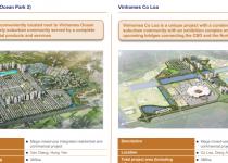 Vinhomes sắp ra mắt 3 dự án tổng diện tích gần 1.000 ha