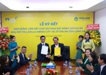 Trần Anh Group hợp tác PVcomBank tài trợ tín dụng cho khách hàng dự án Lavilla Green City