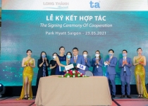Ký kết hợp tác đầu tư dự án iD Junction ngay trung tâm Long Thành
