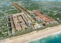 Thanh Hóa giao đất đợt 1 cho Sun Group thực hiện dự án Khu đô thị Quảng trường biển Sầm Sơn hơn 25.000 tỉ