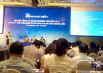Khang Điền đặt mục tiêu lợi nhuận 500 tỷ đồng, tăng 35% trong năm 2017