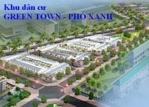 Ngày 24/6/2012: Mở bán dự án Green Town - Phố Xanh