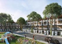 Ngày 31/3/2013: Mở bán 72 căn nhà phố liền kề San Hô