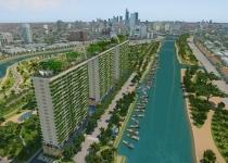 Ngày 31/7: Khai trương căn hộ mẫu Diamond Lotus Riverside