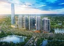 Ngày 23/12: Ra mắt tòa căn hộ HR2 dự án Eco Green Saigon