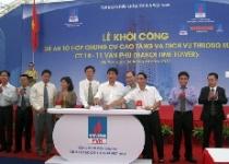 Petro Vietnam xây chung cư 41 tầng tại Hà Đông, Hà Nội