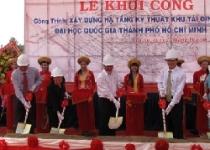 Khởi công xây dựng giai đoạn 1 Trung tâm Chính trị - Hành chính tỉnh Bình Dương