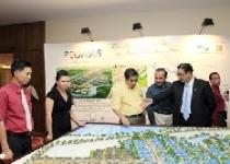 Giá biệt thự tại dự án The Pegasus Residence tăng