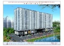 Bình Dương: Đầu tư 500 tỷ đồng xây dựng dự án Contentment Plaza