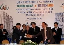 Thuduc House và Vinatex Land ký kết hợp tác đầu tư hai dự án 17000 tỷ đồng