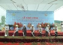 HUD4 khởi công dự án khu biệt thự tại Thanh Hoá