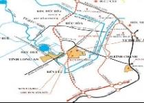 Long An: Quy hoạch 1/500 Khu tái định cư Toàn Gia Thịnh mở rộng