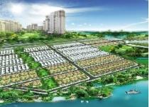 Giá đất nền biệt thự The Green River dưới 3 triệu đồng/m2