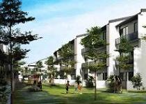 Chào bán nhà liền kề dự án Park City với giá từ 87 triệu đồng/m2