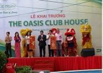 Bình Dương: Khai trương The Oasis Club House