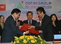 Cotec Group: Ký kết hợp tác với tập đoàn nước ngoài