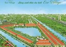 Chào bán 99 lô đất nền Eco Village với giá từ 3,3 triệu đồng/m2