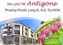 Sắp mở bán đất nền Khu phố thương mại Antigone