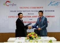 Coteccons chào bán hơn 10,4 triệu cổ phần cho Kusto Group