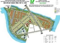 Chào bán đợt cuối đất nền Khu dân cư 6B giá từ 16 triệu đồng/m2