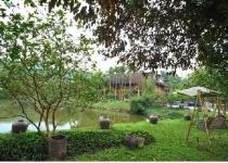 Khai trương khu dịch vụ Yên Bài Resort