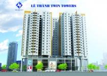 Chào thuê căn hộ Lê Thành Twin Towers với giá 240 triệu đồng