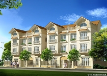 Khởi công khu nhà ở thấp tầng thuộc dự án Golden Silk