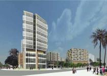 Coteccons là đơn vị thi công dự án Crowne Plaza