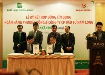 OCB tài trợ 80 tỷ đồng cho dự án Ehome 3 Tây Sài Gòn