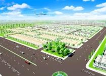 Chào bán đất nền Long Thành Center với giá từ 1,4 triệu đồng/m2