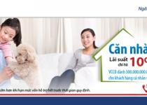 Viet Capital Bank dành 300 tỷ đồng cho vay mua nhà