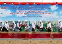 IDICO động thổ khu nhà ở công nhân tại Đồng Nai