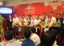 Novaland hợp tác chặt chẽ, bền vững với các đối tác phân phối