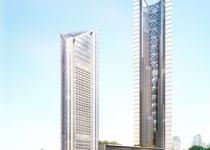 Hòa Bình trúng thầu phần thân Vietinbank Tower
