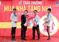 Đất Xanh trao thưởng căn hộ gần 800 triệu cho khách hàng