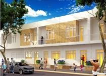 Chào bán nhà phố Lê Thành An Lạc với giá 1,5 tỷ đồng/căn