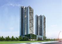 Khởi công phần thân dự án The Ascent Condominiums
