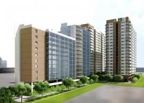Đất Xanh mua lại dự án cao ốc văn phòng và căn hộ Thế kỷ 21