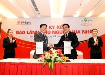 Novaland bắt tay cùng VPBank hợp tác bảo lãnh cho người mua nhà