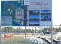 Hơn 70% nền đất Cát Tường Phú Thạnh đã được giao dịch