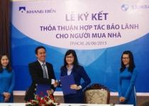 Eximbank bảo lãnh cho người mua nhà dự án của Khang Điền