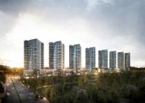 Căn hộ trong bán đảo Thủ Thiêm – The Sun Avenue có giá chỉ từ  1,9 tỷ đồng