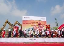 Phúc Khang khởi công 100 căn nhà đầu tiên tại Làng Sen Việt Nam