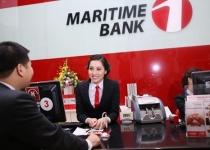Lợi nhuận Maritime Bank giảm nhẹ sau sáp nhập