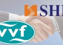 Vinaconex Viettel về một nhà với SHB