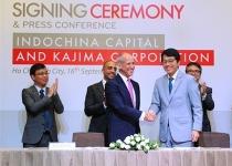 Indochina Capital lập liên doanh đầu tư nhiều dự án bất động sản